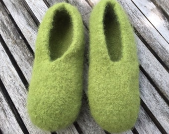 Felt House shoes Gr. 25-47 in all colors