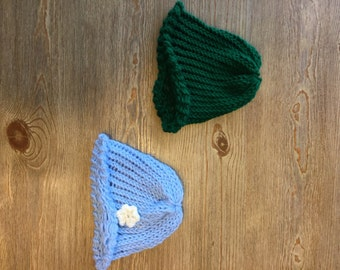 Knit Toddler Hats