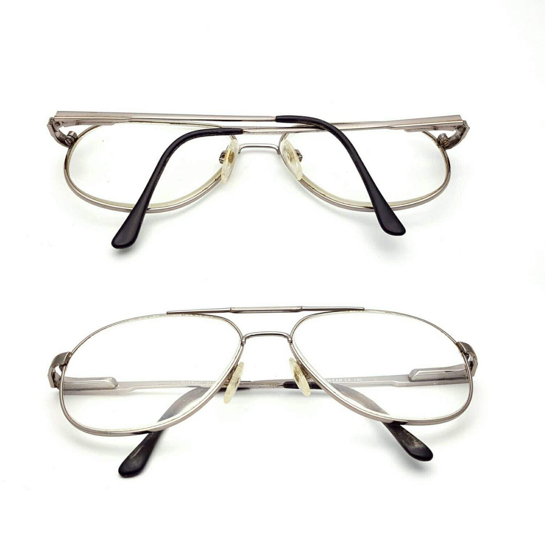 Sutton Aviator Eyeglasses Vintage from the 80s Metal Glasses Frames ...