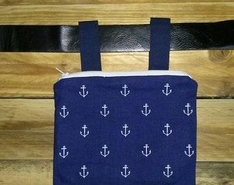 Festvial belt bag anchor