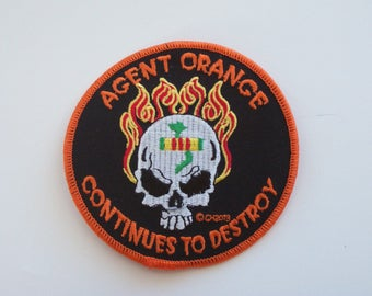 Agent Orange Continues to Destroy patch