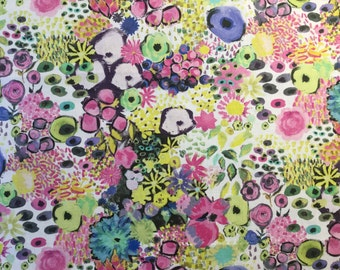Liberty Fabric Small Artists Bloom