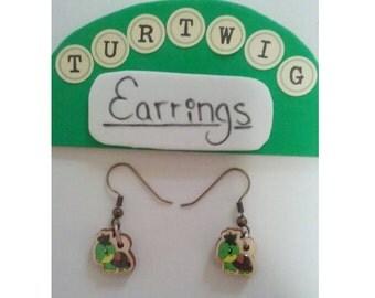 Turtwig Earrings SALE!!