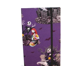 Kindle Fire Case made with Nightmare Before Christmas Fabric, Kindle Cover, Nook Case, iPad mini Cover, Kobo Cover, iPad mini Case