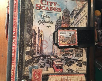Cityscapes gift bag mini album