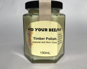 Mind Your Beeswax 190mL