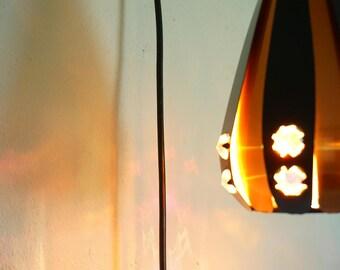 Werner Schou vintage Wall lamp retro Coronell mid century Danish design