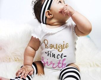 Bougie since Birth Bodysuit