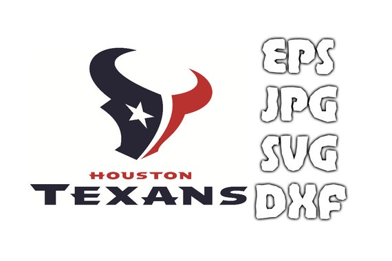 Houston texans logo svg vector design in svg eps dxf jpeg for Houston texans logo template