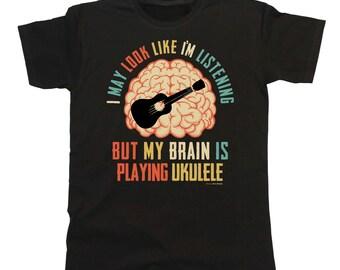 My Brain Is Playing UKULELE