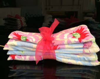 Reusable pads bundle of 5!