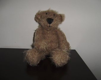 Crochet soft teddy bear