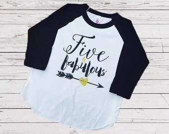 Girls Birthday Shirt