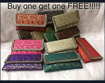 Normal evening wear or party clutches. Starting from 15 dollars