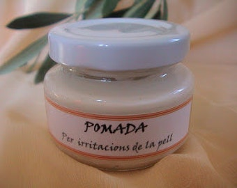 ECOLOGICAL OINTMENT for the treatment of skin IRRITATIONS