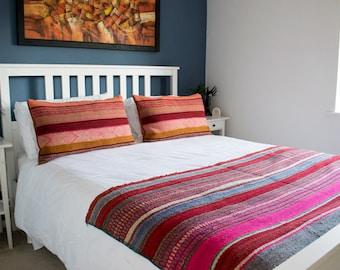 Frazadas Runners / Rug / Blankets from Cusco-Peru / Bed runner