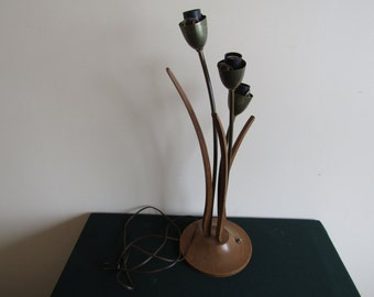 MCM Cattail Table Lamp