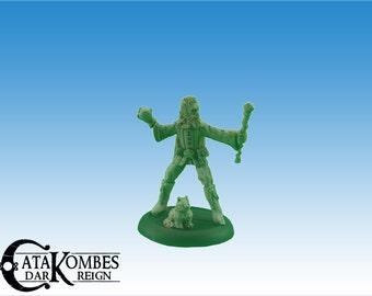 Miniature of the hero SamGors the magician