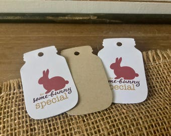 Easter tag - Some-Bunny Special
