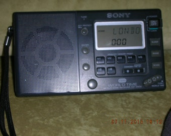 Sony ICF-SW 33 World Band Reseiver