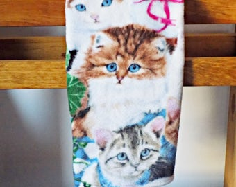 Cat Fleece Blanket - Pet Fleece Blanket