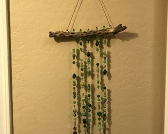 Cholla Windchime green