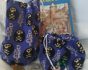 Danger Don't Touch my Dice Bag