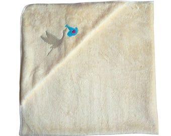 Baby Towel - Bamboo Hooded Baby Towel Babymee