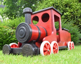 Sit On Toy Train