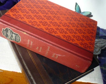 The Scarlet Pimpernel, Gift For Young Readers, Best Loved Books, Book Lovers Gift, Gift For Reader