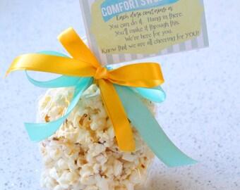 Treat gift tag, sweets gift card, printable gift tag