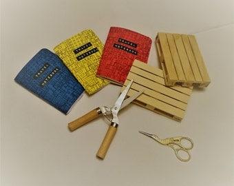 City Notebook (Midori Traveler's Notebook inserts)