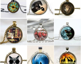 Vintage Animal Necklaces