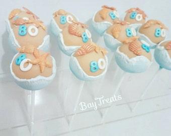 Custome/Themed Cakepops - Dozen