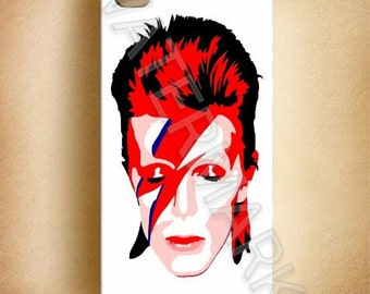David Bowie Phone Case / Cover . iphone . samsung . mobile . ziggy stardust