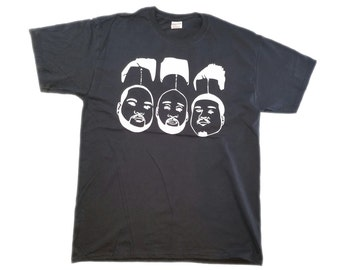 De La Soul hip hop 90s black music rap shirt culture old school