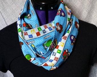 Children's Mario Infinity Scarf