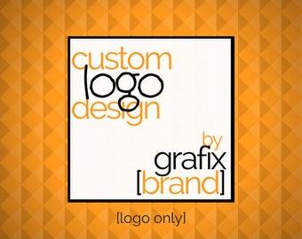 Logo Design - Custom Logo Design - Business Logo - Minimalist Logo - Graphic Design - Business Branding - Modern Logo Design