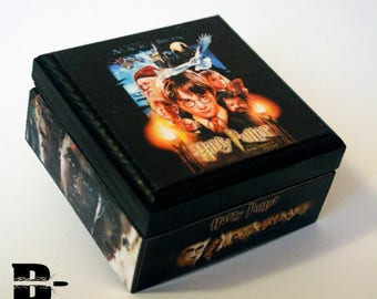 Harry Potter Keepsake Box