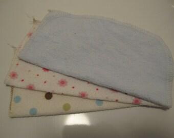 Singles**Unpapertowel/Reusable Cloth Wipes