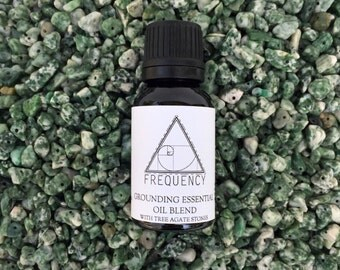 Grounding Pure Essential Oil Blend