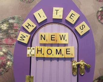 Fairy Doors - New Home