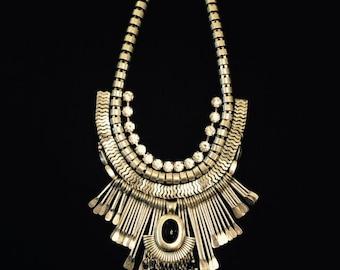 Amazon Warrior Glam Necklace