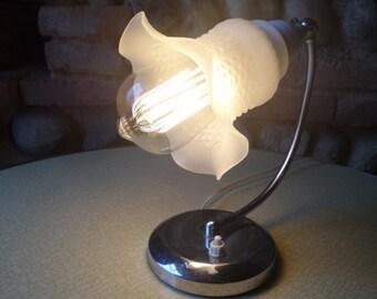 Tulip art deco lamp
