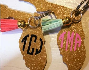 Acrylic Key Chains Custom Designed