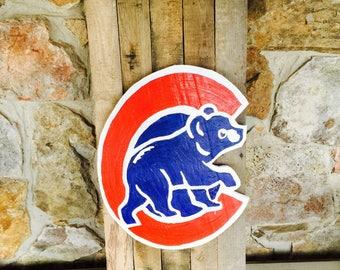 Chicago cubs 3d
