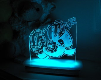 Stitch the Unicorn Pony Night Light