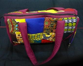 African Handbag