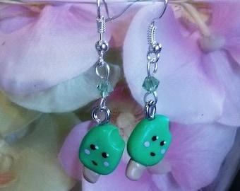 Kawaii Popsicle Earrings