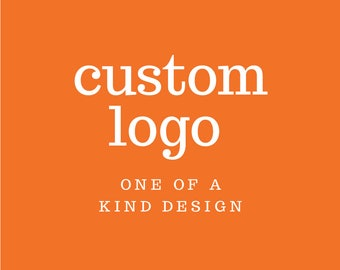 Custom Logo Design and Branding Kit | Professional Logo | Custom Business Logo | Graphic Design | Modern Logo | Loopy Jayne Design